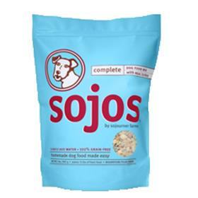 Sojos Complete Dog Food Mix Turkey
