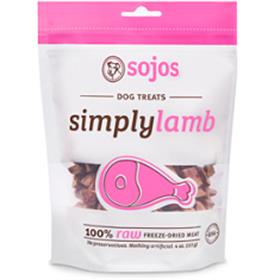 Sojos Simply Lamb Treats