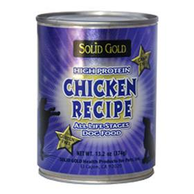 Solid Gold High Protein Grain Free Chicken Recipe