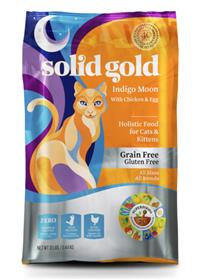 Solid Gold Indigo Moon All Life Stages Cat