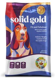 Solid Gold Weight Control Fit and Fabulous Pollock