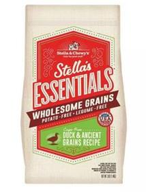 Stella and Chewys Cage Free Duck Ancient Grains Recipe