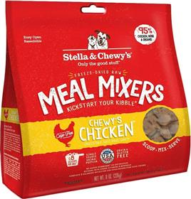 Stella and Chewys Chewys Chicken Meal Mixers