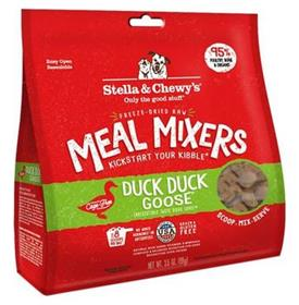 Stella and Chewys Duck Duck Goose Meal Mixers