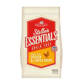 Stella and Chewys Essentials Grain Free Cage Free Chicken and Lentils Recipe