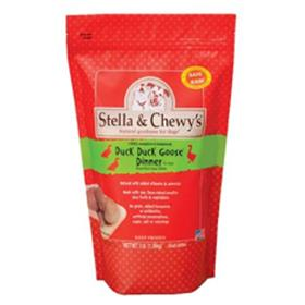 Stella and Chewys Frozen Duck Duck Goose Dinner