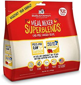 Stella and Chewys Meal Mixer SuperBlends Chicken