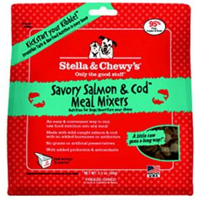 Stella and Chewys Savory Salmon and Cod Meal Mixers