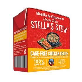Stella and Chewys Stew Cage Free Chicken Wet Food