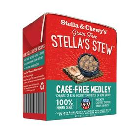 Stella and Chewys Stew Cage Free Medley Wet Food