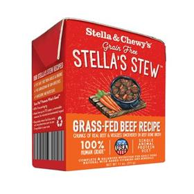 Stella and Chewys Stew Grass Fed Beef Wet Food