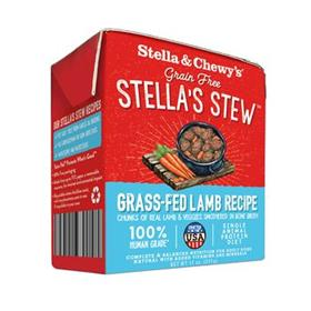 Stella and Chewys Stew Grass Fed Lamb Wet Food
