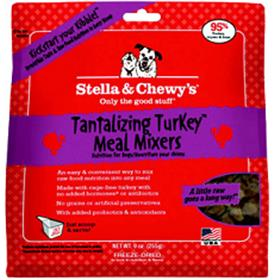 Stella and Chewys Tantalizing Turkey Meal Mixers