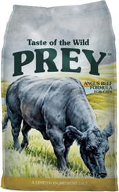 Taste Of The Wild Prey Angus Beef Limited Ingredient