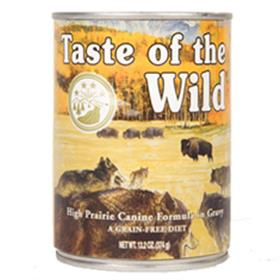 Taste of the Wild High Prairie Can
