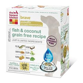 The Honest Kitchen Brave Grain Free Fish Dog Food