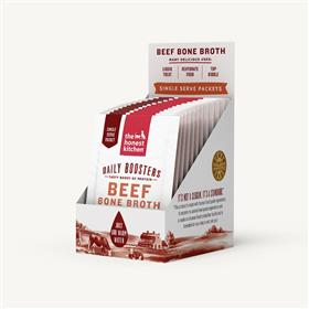 The Honest Kitchen Instant Bone Broth Beef and Turmeric