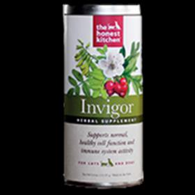 The Honest Kitchen Invigor Supplement