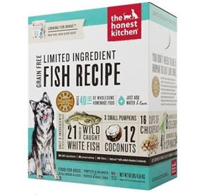 The Honest Kitchen Limited Ingredient Fish Recipe