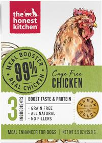 The Honest Kitchen Meal Booster Chicken