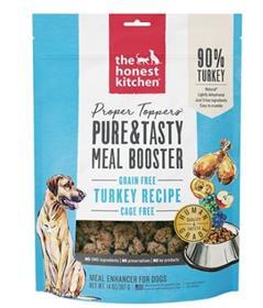 The Honest Kitchen Proper Topper Grain Free Turkey Superfood