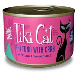 Tiki Cat Hana Grill Cans