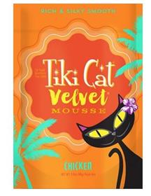 Tiki Cat Velvet Mousse Chicken Grain Free Wet Cat Food