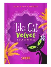 Tiki Cat Velvet Mousse Salmon Grain Free Wet Cat Food