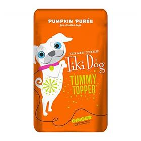 Tiki Dog Tummy Topper Pumpkin Ginger Wet Food