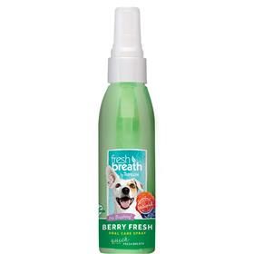 Tropiclean Berry Fresh Oral Care Spray