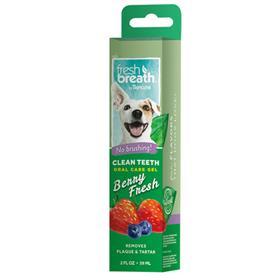 Tropiclean Clean Teeth Oral Care Gel Berry Fresh