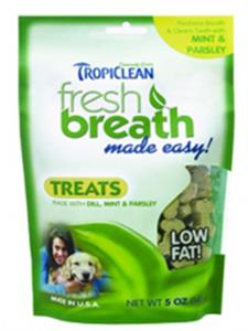 Tropiclean Fresh Breath Treats