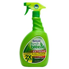 TropiClean Fresh Breeze Extreme Carpet and All Floors Spray