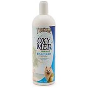 TropiClean OxyMed Oatmeal Shampoo