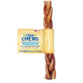 True Chews Beef Bully Braid