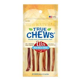 True Chews Little Beef Bully Sticks
