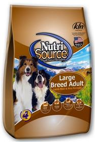 Tuffy Nutrisource Large Breed - Lamb Meal and Rice