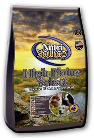 Tuffys Nutri Source High Plains Select Dog Food