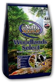 Tuffys Nutri Source Woodlands Select Grain Free Dog Food