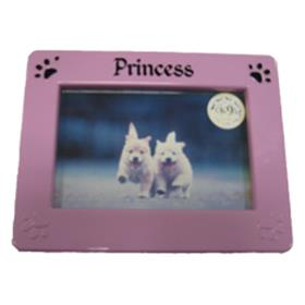 United K9 Princess Picture Frame