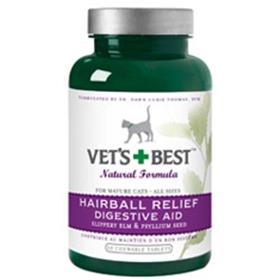 Vets Best Cat Hairball Relief Aid