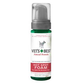 Vets Best Hot Spot Foam