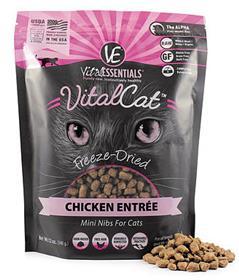 Vital Essentials Classic Chicken Nibblets Freeze Dried Cat Food