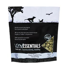 Vital Essentials Freeze Dried Beef Tripe Treats