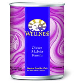 Wellness Cat Canned Chicken and Lobster Recipe
