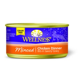 Wellness Cat Canned Minced Chicken Recipe