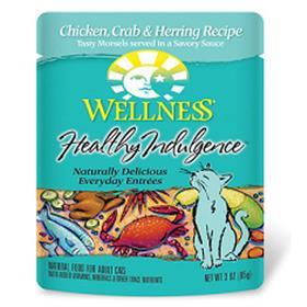 Wellness Healthy Indulgence Chicken Crab Herring