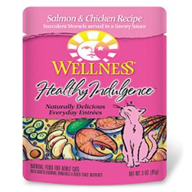 Wellness Healthy Indulgence Salmon and Chicken