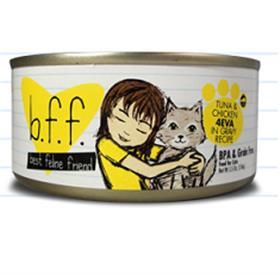 Weruva BFF Tuna and Chicken 4EVA Can
