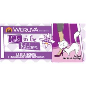 Weruva Cats in the Kitchen La Isla Bonita Cans